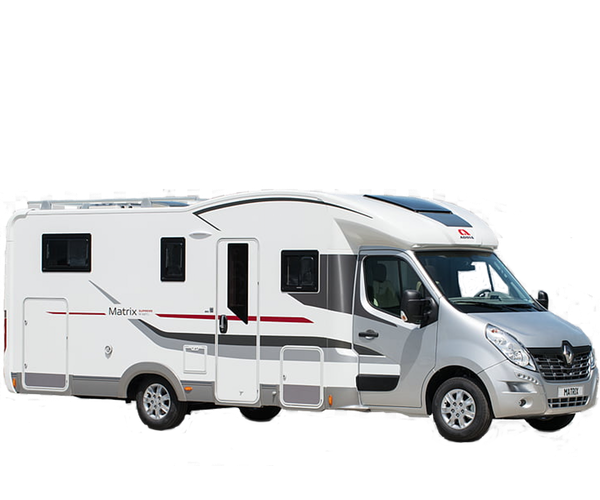 Adria Matrix Supreme 687SL