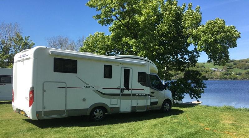 Pant-Yr-Onnen campsite at Bala Lake