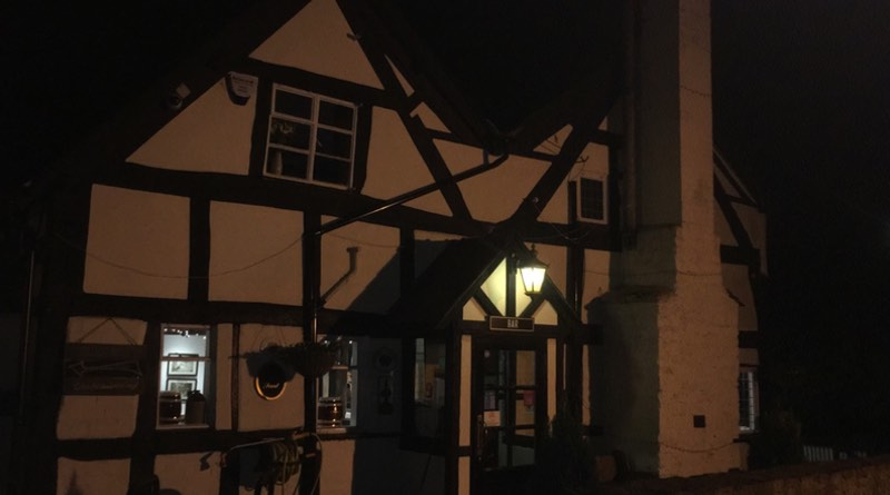 Moon Inn, Mordiford, Herefordshire