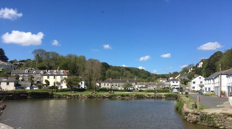 Pentewan Sands Holiday park, situated in Pentewan, St Austell, Cornwall. nearby Pentewan Village
