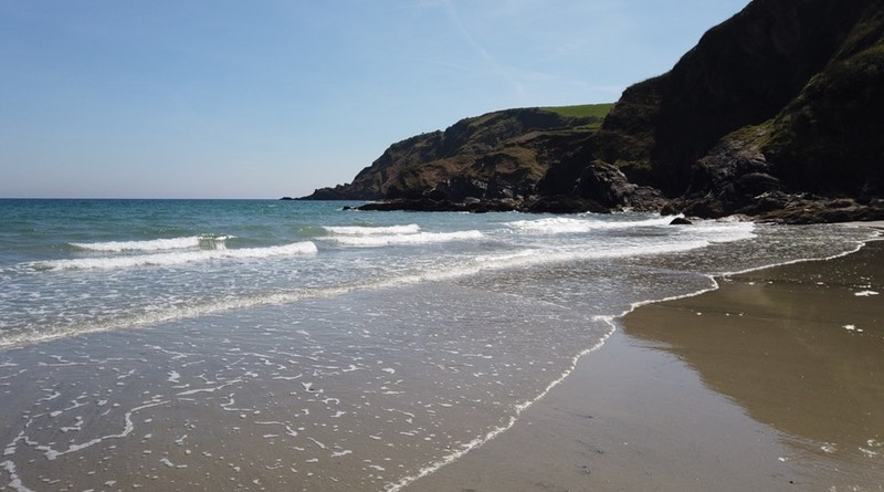 Pentewan Sands Holiday park, situated in Pentewan, St Austell, Cornwall. Great Beaches