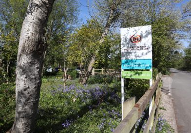 Wirral Country Park Club Site
